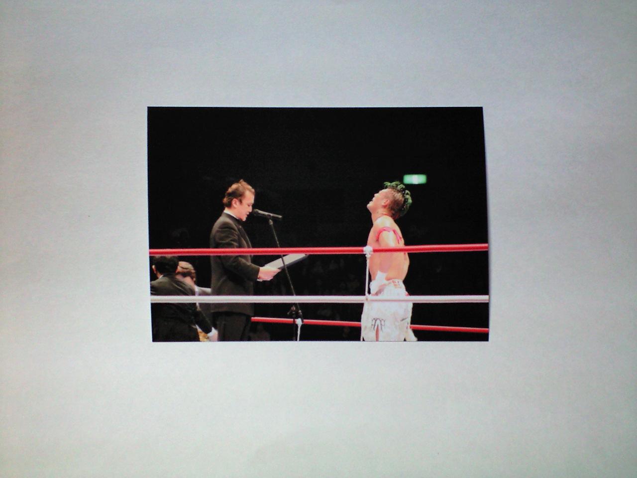 前田慶次郎 vs グーカン・サキ